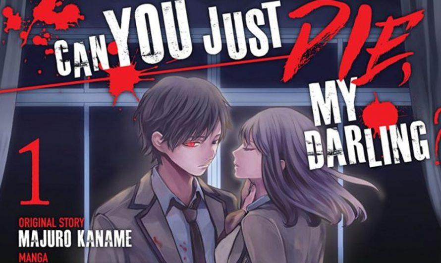 """Can You Just Die, My Darling?"" Manga erhält ein Epilog-Kapitel"