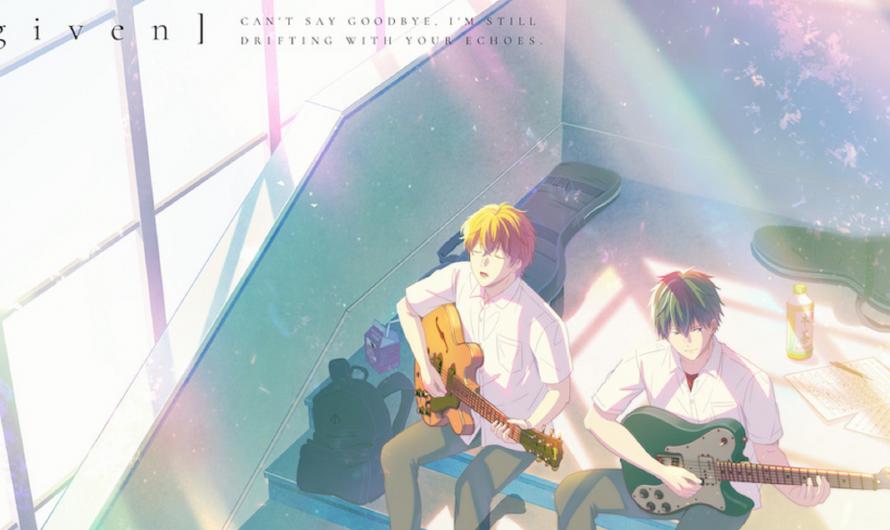 Promo Video zur neuen Given OVA stellt Titelsong  vor
