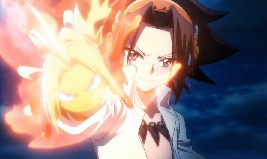 Die Band saji spielt das 3. Ending des neuen Shaman King Animes