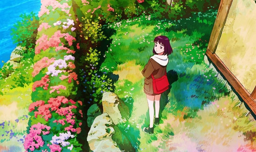 Neuer Trailer zum Anime Film The House of the Lost on the Cape