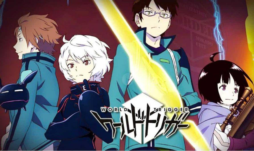 Die 3. Staffel des World Trigger Anime startet am 9. Oktober