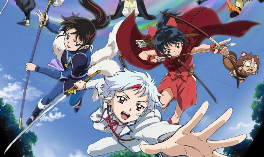 Yashahime: Princess Half-Demon wird von Takashi Shiina als Manga umgesetzt