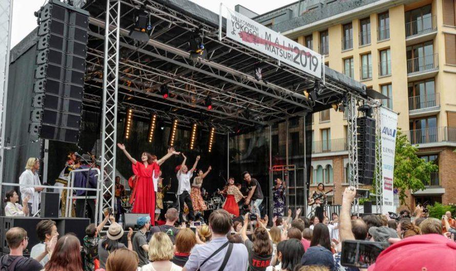 Main Matsuri vom 20. bis 22. August 2021 in Frankfurt Main